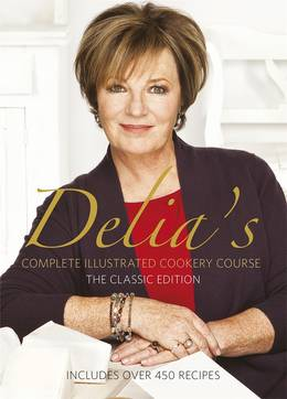 Cover of Delia's Complete Illustrated Cookery Course