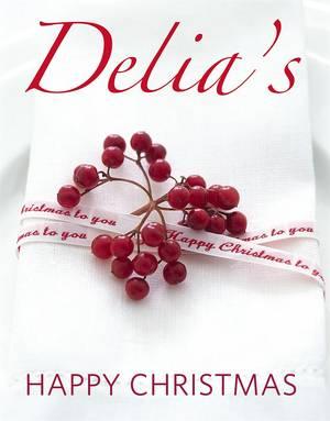 Cover of Delia's Happy Christmas