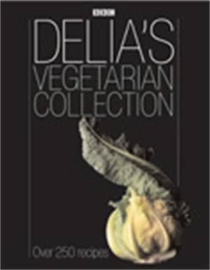 Cover of Delia's Vegetarian Collection