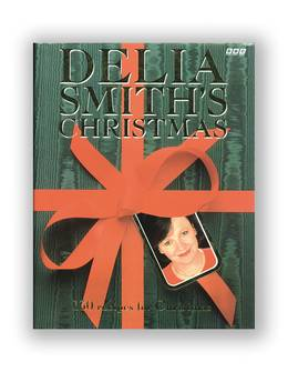 Cover of Delia Smith's Christmas