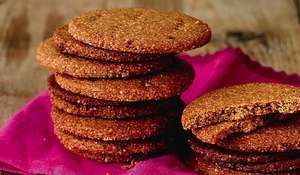 Home-made Digestives
