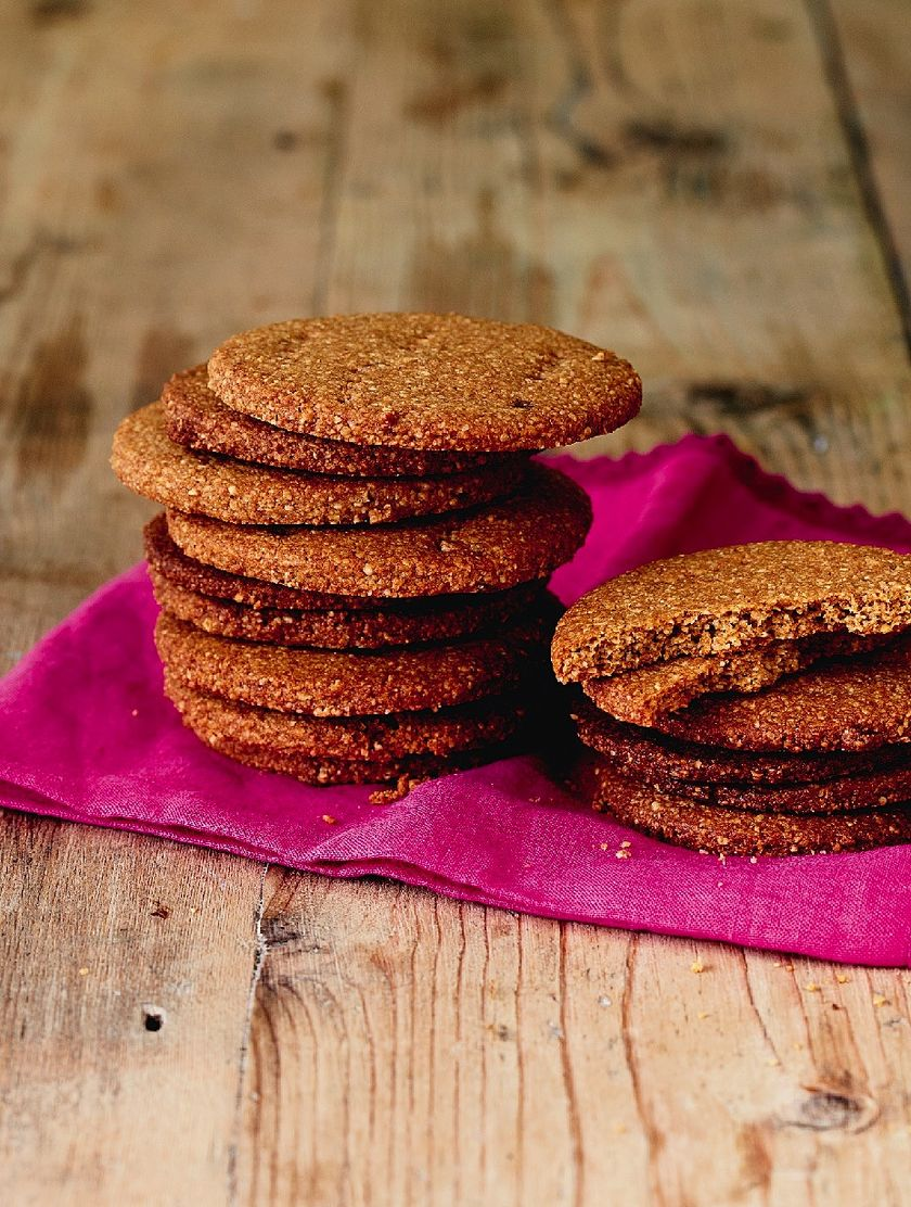What To Eat When Working From Home | Digestive Biscuit Recipe