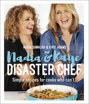 Cover of Nadia & Kaye Disaster Chef