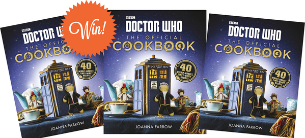 win doctor who cookbook
