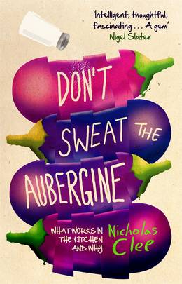 Cover of Don't Sweat the Aubergine