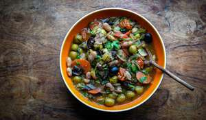 Hearty Butterbean One-Pot Stew | Vegan