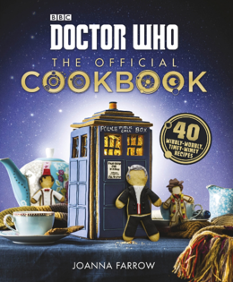 Cover of Doctor Who: The Official Cookbook