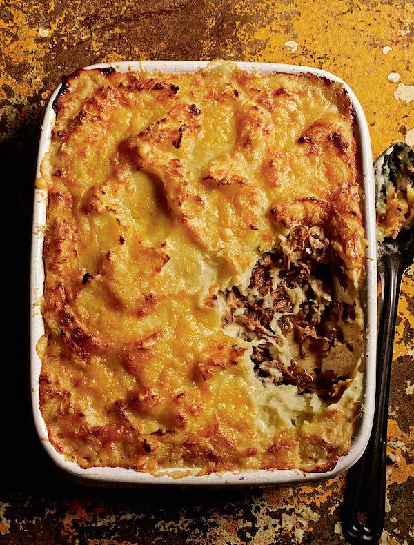 rick stein secret france duck cottage pie
