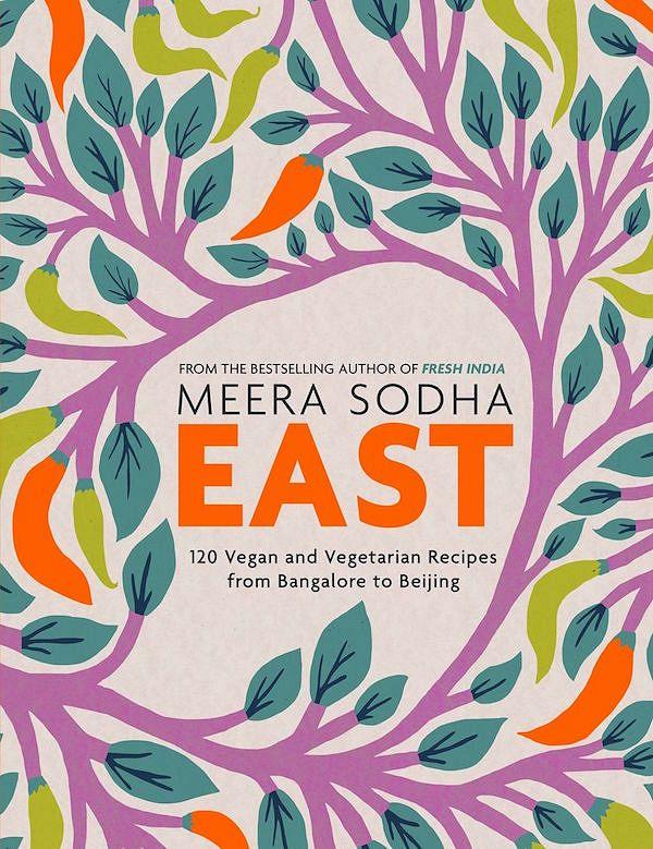 best vegetarian indian cookbooks meera sodha east