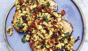 Meera Sodha's Scrambled Tofu Akuri | Vegan Brunch