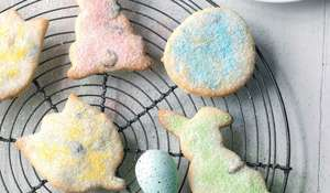 Easy Homemade Easter Biscuits Recipe by Great British Bake Off