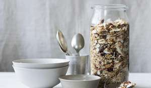 Melissa Hemsley Easy Granola | Make-ahead Breakfasts