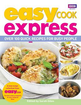 Cover of Easy Cook: Express: Over 100 Quick Recipes for Busy People