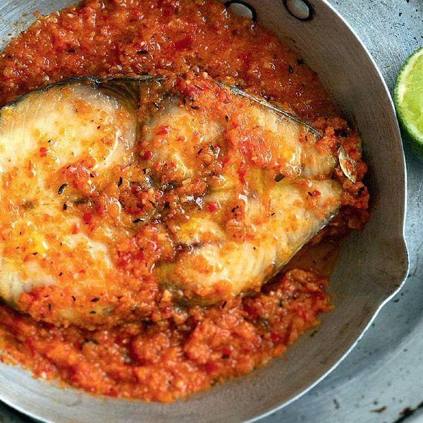 Masala Fish Steaks The Happy Foodie