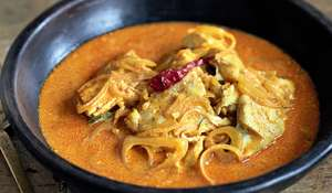 Kerala-Style Fish Curry