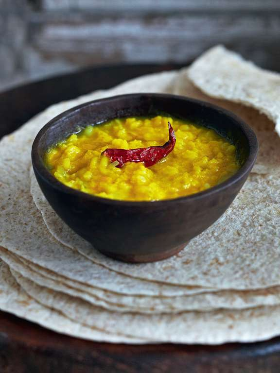 My Everyday Moong Dal