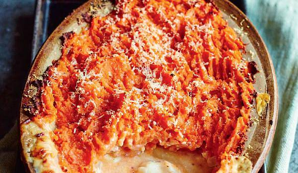 The naked chef fish pie