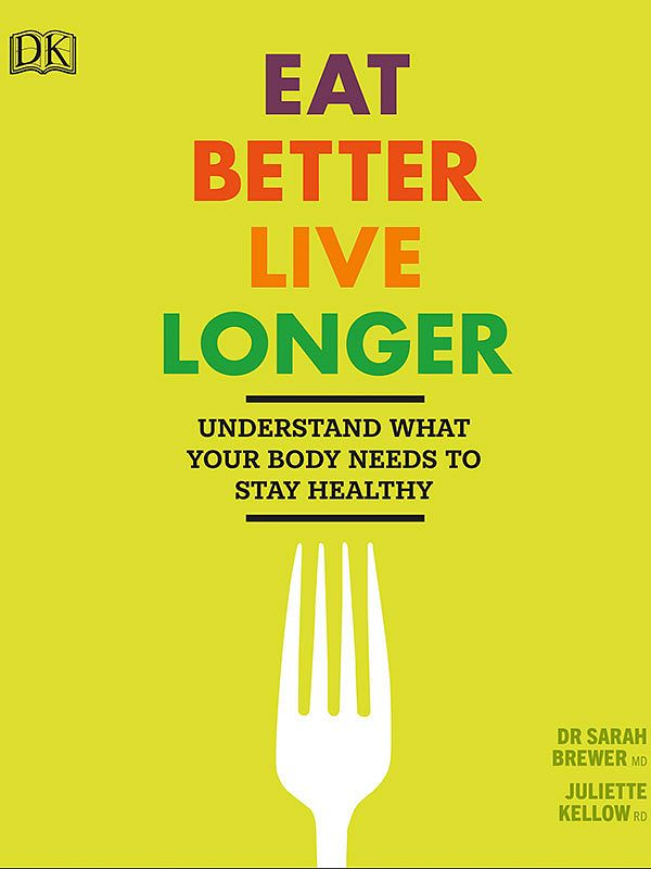 eat better live longer
