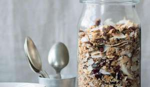 Melissa Hemsley Easy Granola   Make-ahead Breakfasts