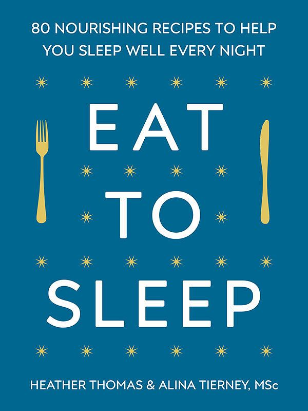 eat to sleep