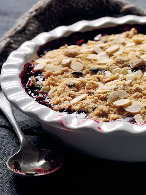 easy cherry cake recipes cherry oat and almond crumble eat to sleep cookbook