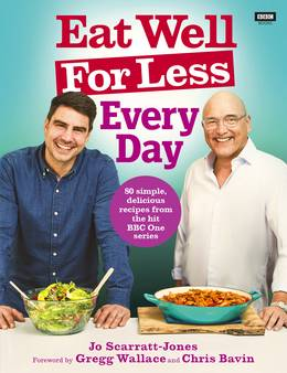 Cover of Eat Well For Less: Every Day