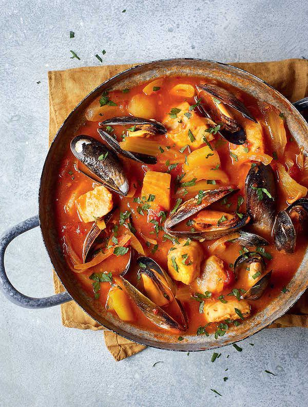 eat well for less bbc one spanish fish stew