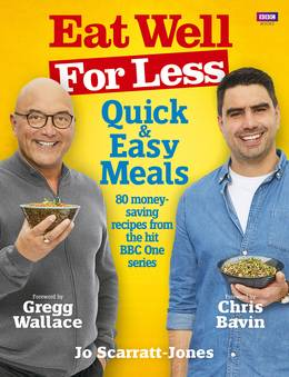 Cover of Eat Well for Less: Quick & Easy Meals