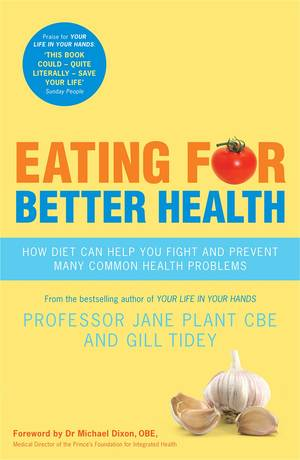 Cover of Eating for Better Health