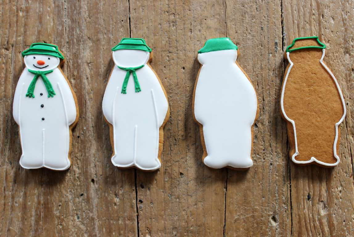 Biscuiteers' The Snowman™ Biscuits