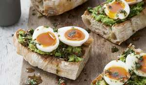 Rosemary Shrager's Avocado Toast