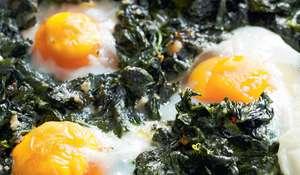 Florentine eggs