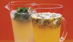 Nigella Lawson's Elderflower and Passionfruit Cooler