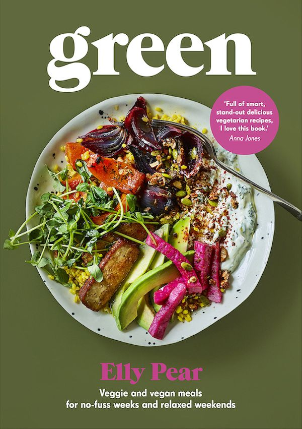 best vegetarian cookbooks beginners green elly pear
