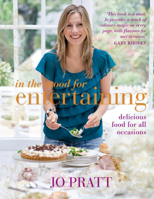Cover of In the Mood for Entertaining