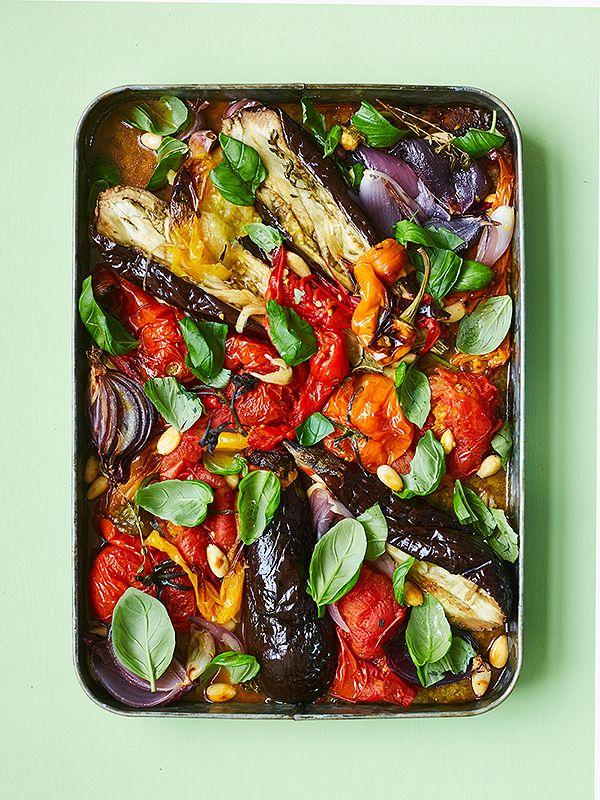 Roasted Aubergine Recipes (Eggplant)   Yotam Ottolenghi, Mary Berry