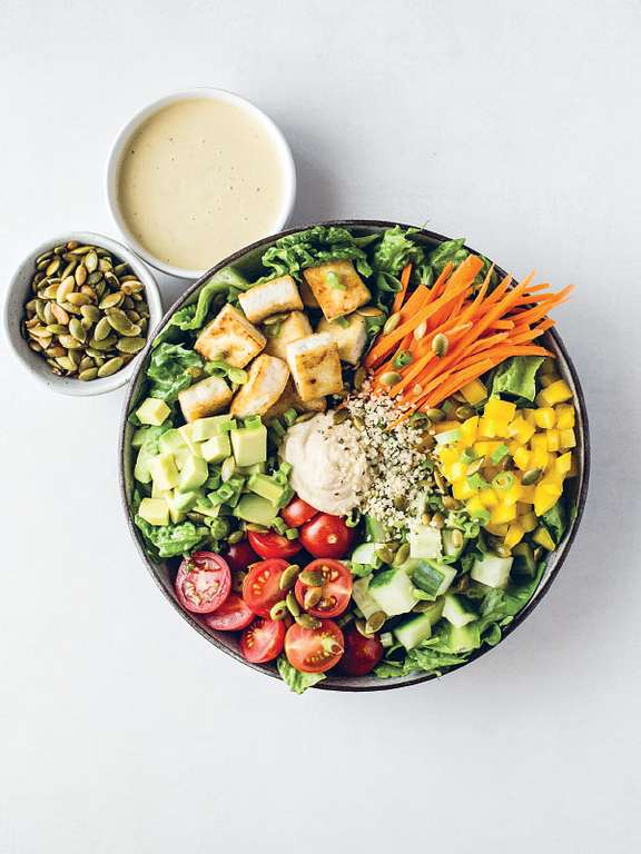 Every Day Glow Salad
