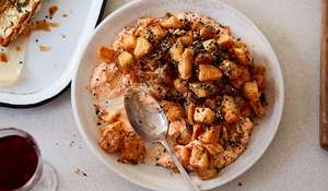 Aromatic Roasted Potatoes | Alternative Sunday Roast Recipes