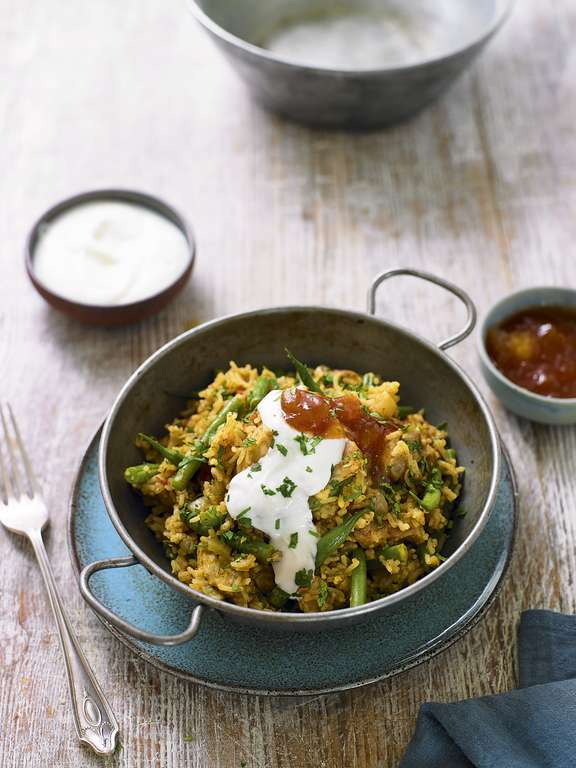 Eat Well For Less Chicken Biryani