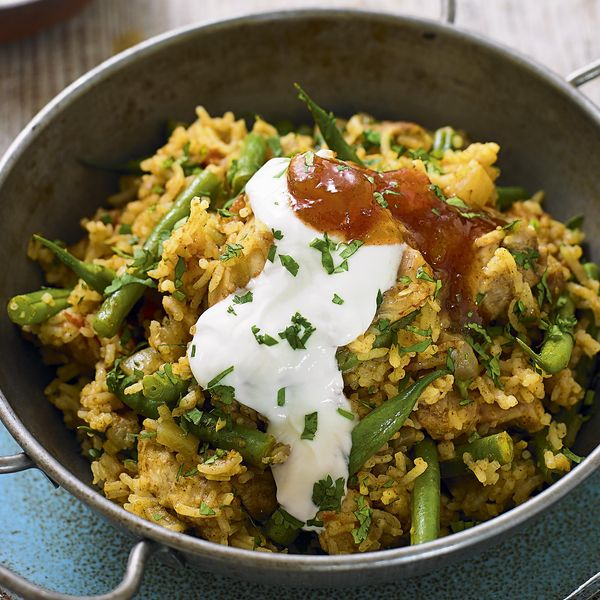 Eat well for less chicken biryani recipe bbc 1 series the ultimate easy one pot meal this chicken biryani recipe from the bbc series eat well for less is a healthy cost effective alternative to a take away forumfinder Image collections