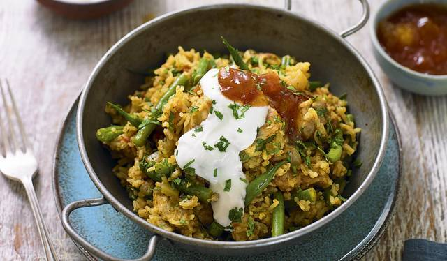 Eat Well For Less Chicken Biryani Recipe Bbc 1 Series