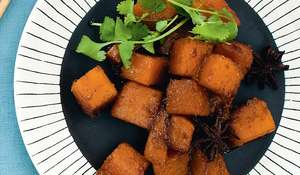 Red-Cooked Butternut Squash