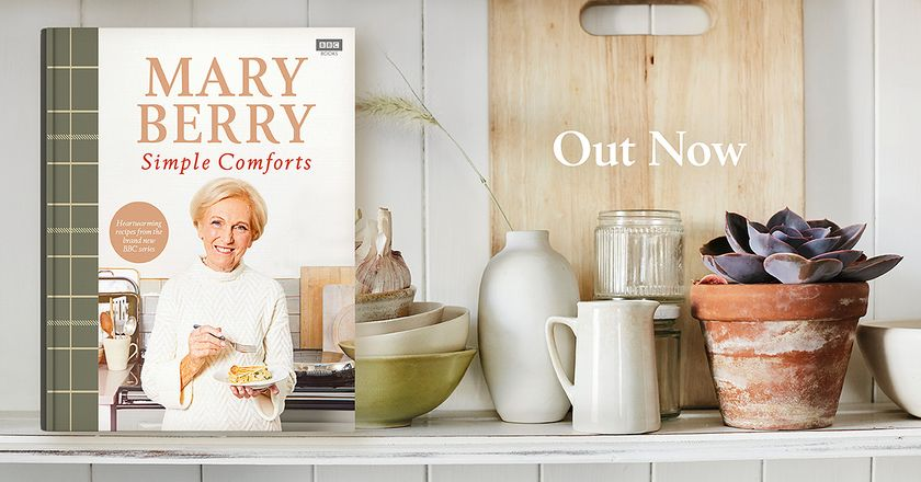 Mary Berry's Simple Comforts is out now