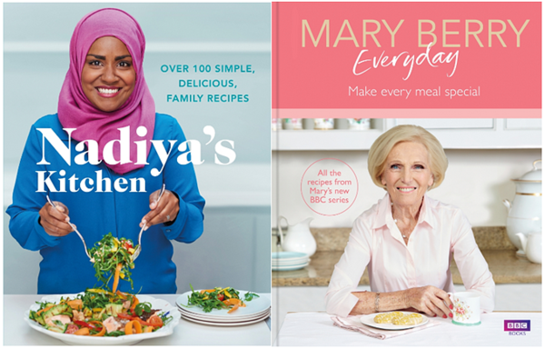 Cookbooks for Mother's Day