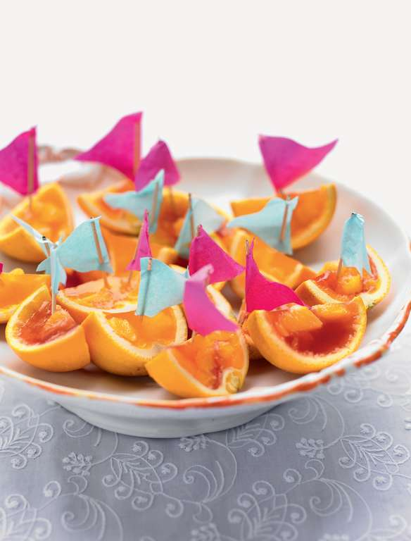 Party Jelly Boats