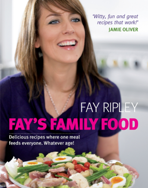 Cover of Fay's Family Food