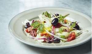 Fennel, Mint and Orange Salad recipe
