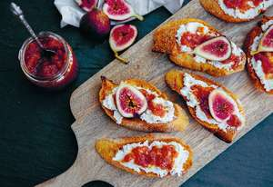 Fig and Lemon Verbena Tea Jam Recipe | Newton & Pott