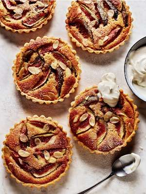 Rick Stein Fig & Frangipane Tarts | Classic French Baking