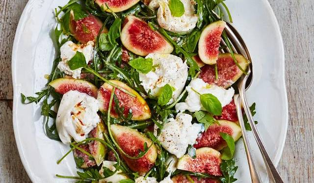 Healthy Savoury Summer Salads With Fruit Recipes Inc Jamie Oliver